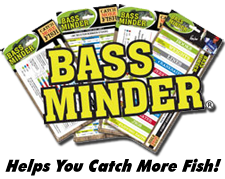 Bass Minder Products Help You Catch More Fish!