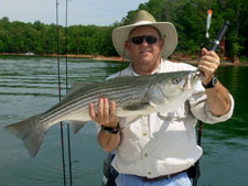 Mark Smith Guide Services call 404-803-0741 www.reeltimeguideservice.com